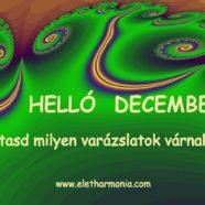 HELLÓ December!